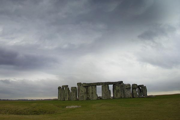 Toile déco Stonehenge