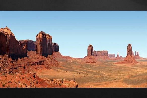 déco mur Arizona
