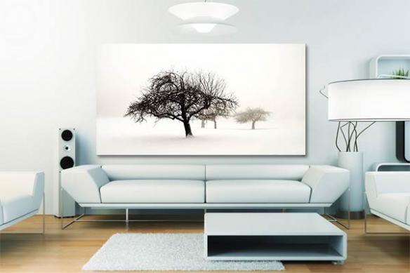 Tableau déco arbre immortel