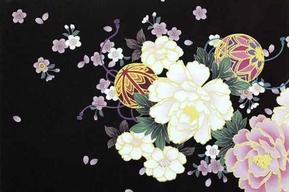 Tableau déco Fleur Effervescence