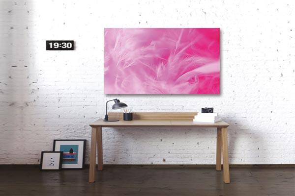tableau design mural stigma izoa. Black Bedroom Furniture Sets. Home Design Ideas