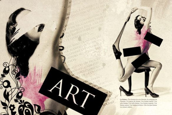 ARTificielle art contemporain