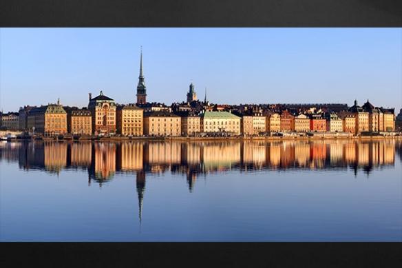 Toile Déco murale Stockholm