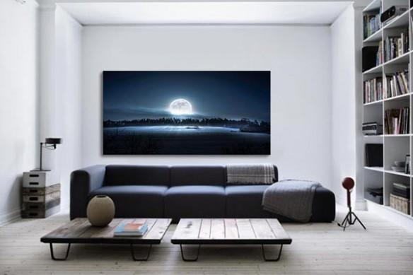 Décoration murale Nouvelle Lune