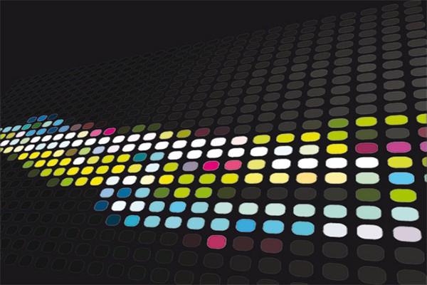 tableau abstrait colors - Tableaux Abstraits Colors