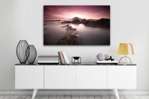 Tableau photo Landscape