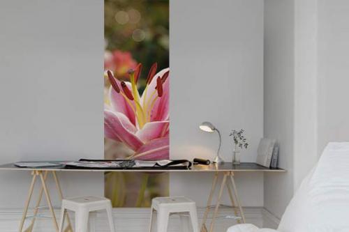 Papier peint Lé unique Fleur de Lys