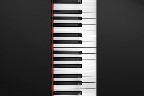 sticker porte clavier de piano izoa. Black Bedroom Furniture Sets. Home Design Ideas