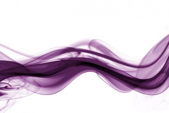déco pièce violet toile design