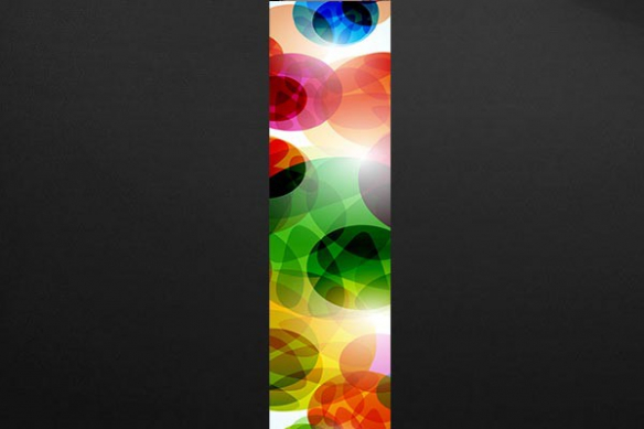 decoration mur avec couleurs