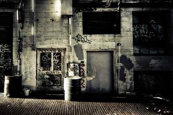 Décoration intérieure originale ambiance street