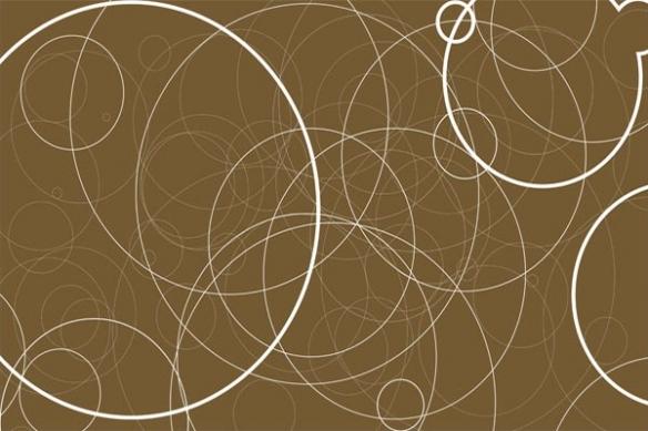 Tableau abstrait zen Energie