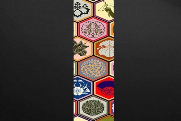 poster design symboles