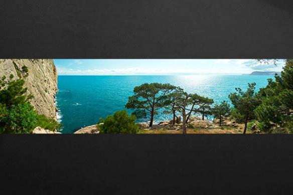 paysage Corse déco chambre