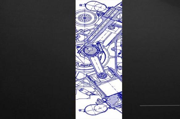 Plan de moteur