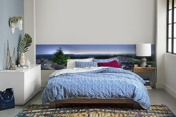 Papier peint Chambre Panorama Montagneux