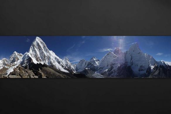 Poster Chambre Himalaya