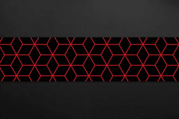Papier peint design géometrie