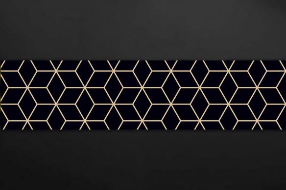 poster design Cube 3D