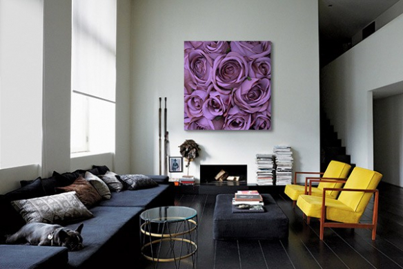 Tableau moderne Sweet Love
