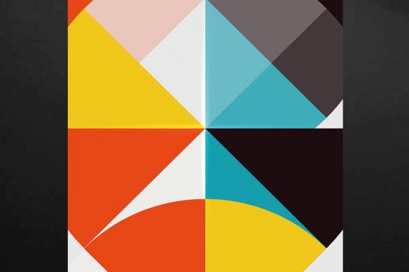 assemblage forme geometrique