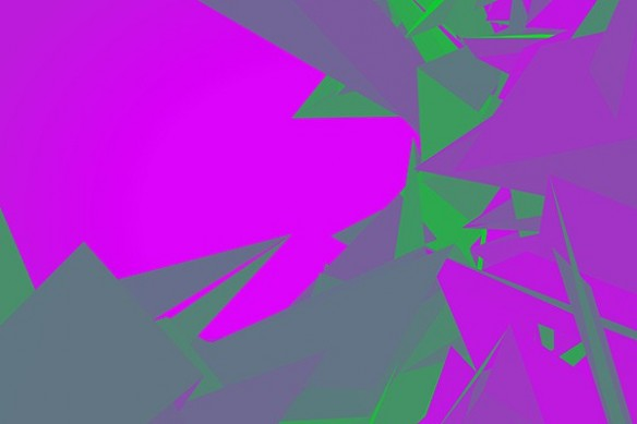 Minimal violet