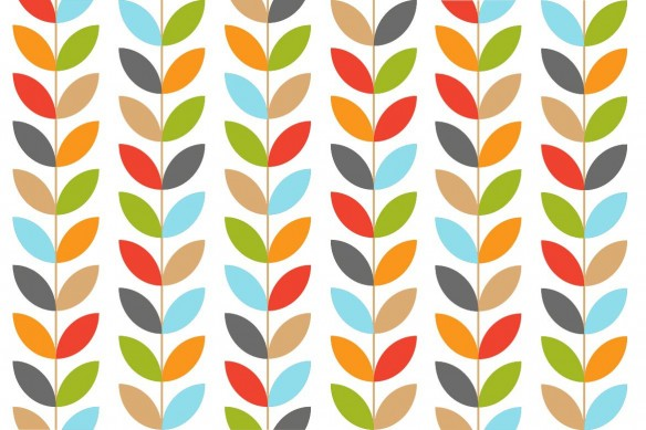 Papier peint graphique Cachou