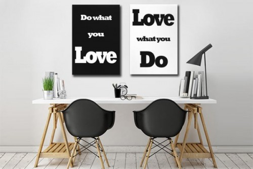toile dco diptyque do what you love