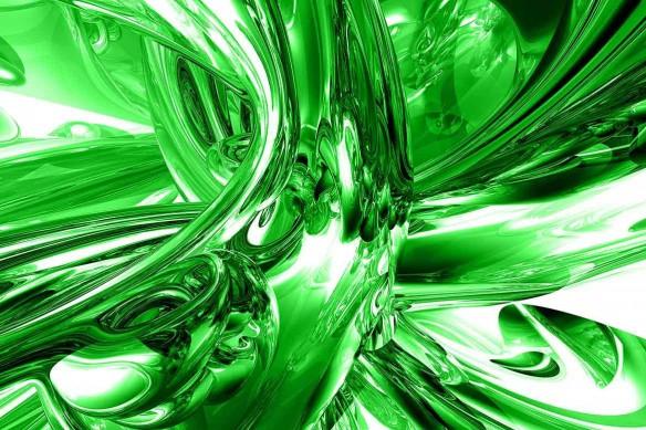 Platine vert