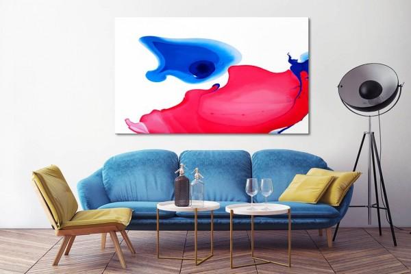 tableau abstrait contemporain chakra izoa. Black Bedroom Furniture Sets. Home Design Ideas