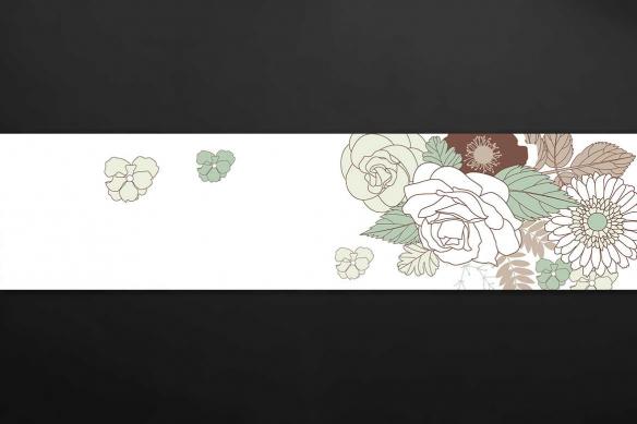 papier peint chambre Florabellio