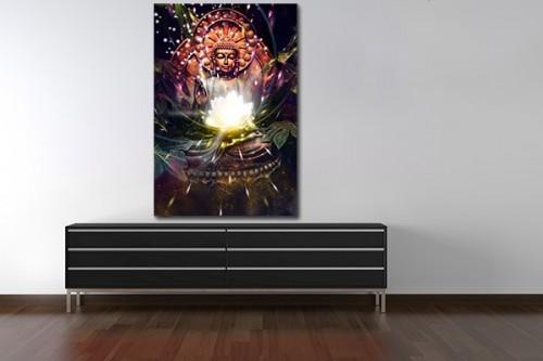 Tableau zen Illumination