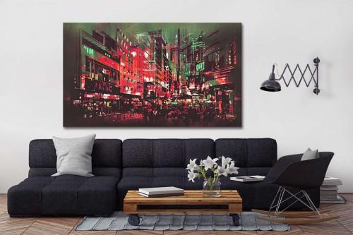 Tableau décoration New York Chelsea