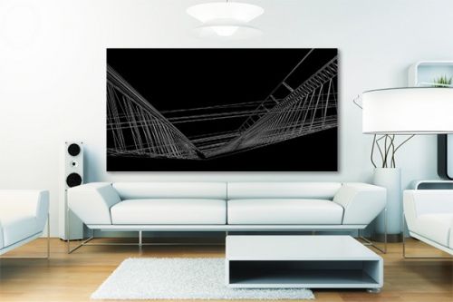 Tableau design Monochrome