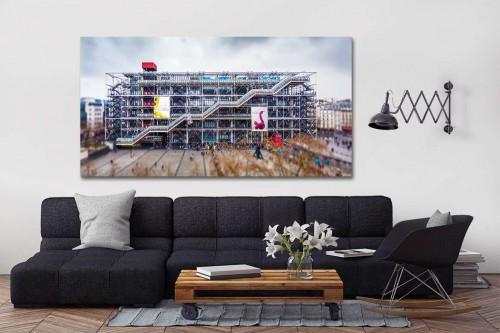 Tableau moderne Centre Pompidou