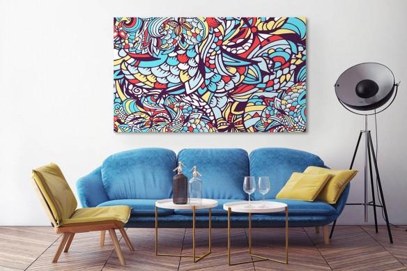 Tableau coloré Stimuli