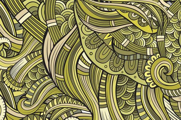 Décoration murake design Tohu Bohu jaune