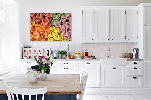Tableau moderne Farfalles colorées