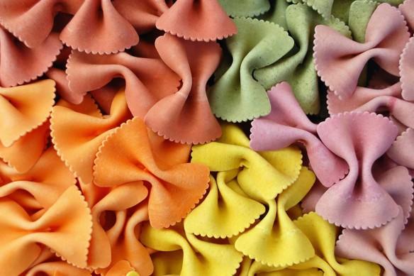 Tableau décoration Farfalles colorées