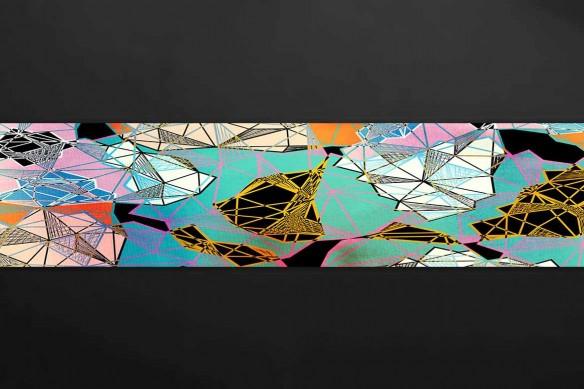 Décoration murale cuisine moderne crédence Larimar