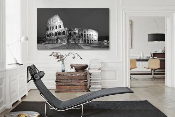 Grand tableau Colisée de Rome
