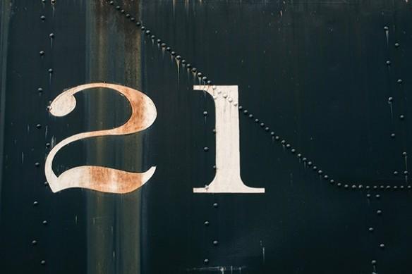 Toile murale 21 degrés