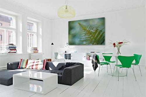 tableau nature sous bois izoa. Black Bedroom Furniture Sets. Home Design Ideas