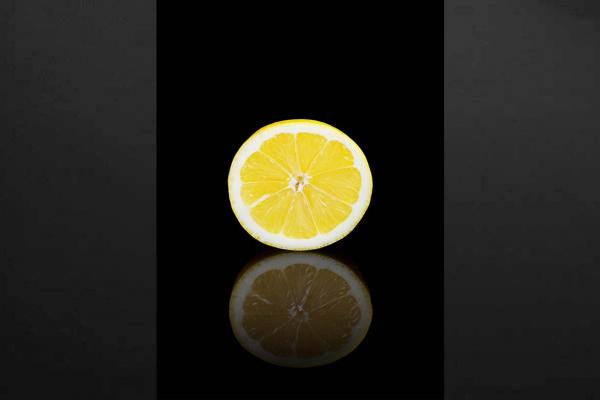 tableau pour cuisine citron design izoa. Black Bedroom Furniture Sets. Home Design Ideas