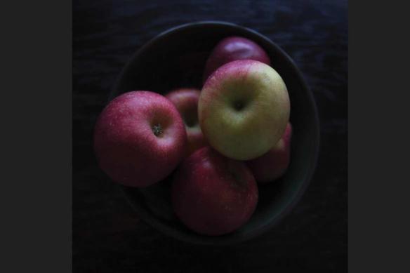 Tableau pour cuisine moderne Pommes Malaki