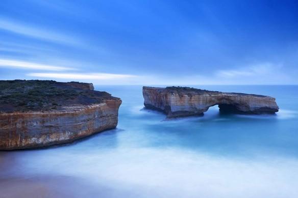 Toile paysage Algarve