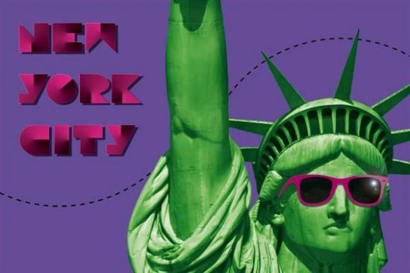 Tableau déco New york City