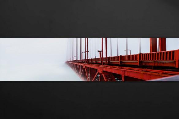 Crédence moderne San Francisco
