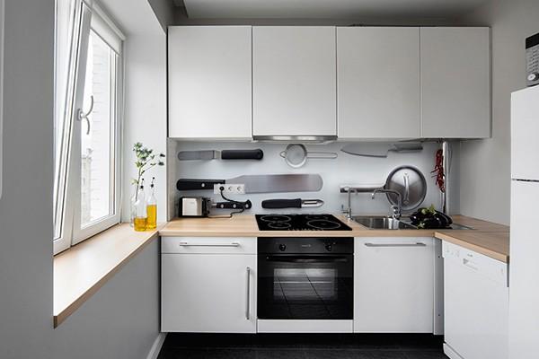 cr dence cuisine design ustensiles. Black Bedroom Furniture Sets. Home Design Ideas