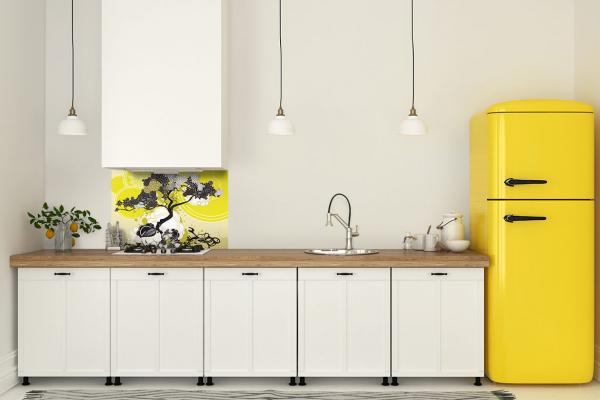 fond de hotte cuisine originale bankan. Black Bedroom Furniture Sets. Home Design Ideas